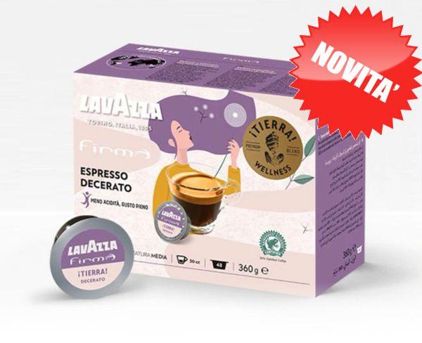 ¡Tierra! Wellness Caffè Decerato
